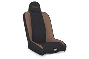 PRP Seats Daily Driver High Back Seat Black/Tan