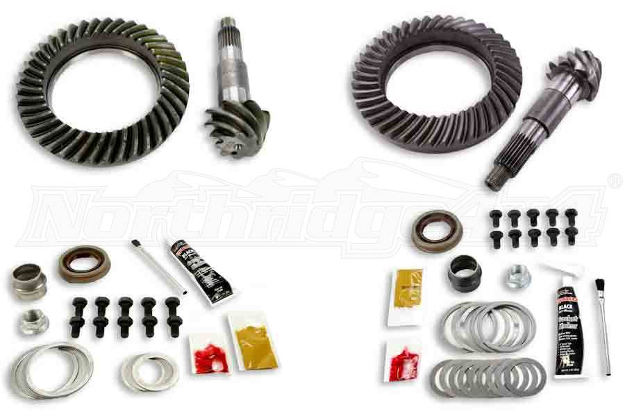 Rubicon Dana 44/44 Gear Package and Minor Install Kits