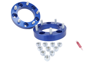 Spidertrax Wheel Spacer Kit 5x5.5in 1.25in ( Part Number: SPTWHS003)