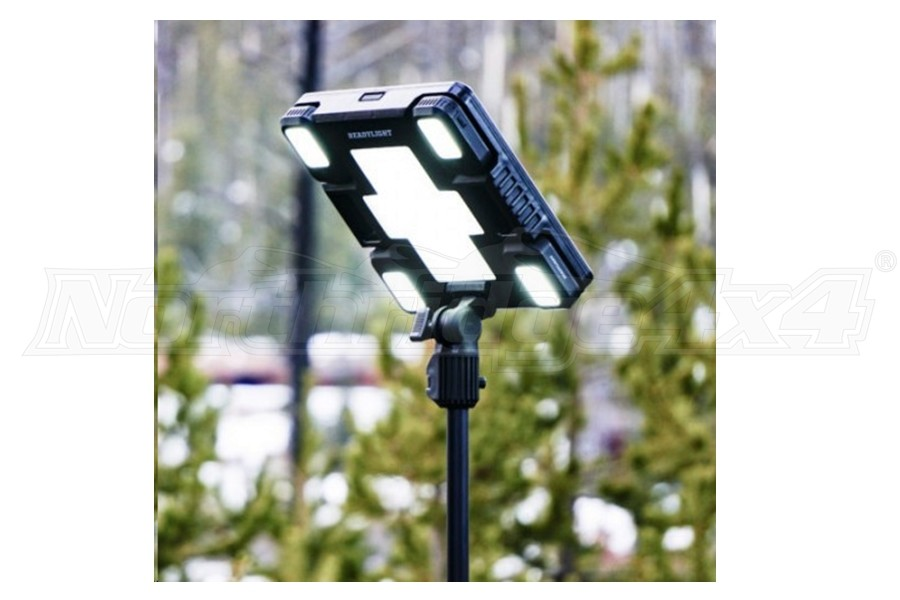 Freespirit Recreation Ready Light LED Solar Light - Black Ops (Part Number:RLOS100)