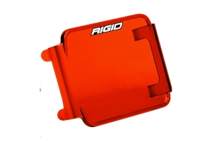 Rigid Industries D-Series Light Cover Red (Part Number: )