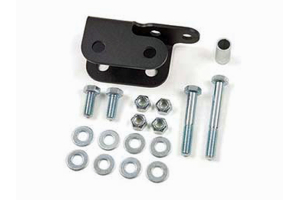 Zone Offroad Rear Track Bar Relocation Bracket for 2-3in lift (Part Number: )