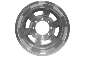 ATX Wheels AX757 Chamber Pro II Machined 17x9 8x6.5 (Part Number: )