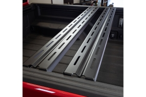 Artec Industries Bed Rail Kit - Aluminum - JT