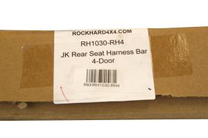 Rock Hard 4x4 Harness Bar Rear Seat - JK