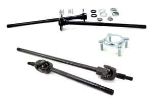 Ten Factory Dana 44 Front and Rear 32 Spline Chromoly Axle Kit w/Pressed Bearings (Part Number: )