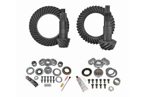 Yukon Complete D44 Rear / D30 Front Ring and Pinion Kit  - 4.88  - JL Non-Rubicon