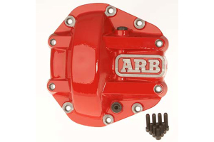 ARB Dana 60 Diff Cover Red