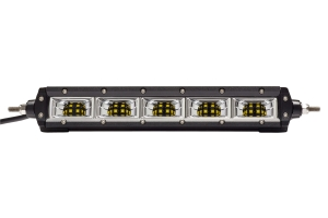 KC HiLiTES C-Series Area LED Light Flood Beam 4Pc