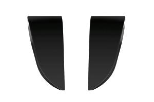 Icon Vehicle Dynamics Pro Series Aluminum Rear Fender Kit - Standard Width - JK
