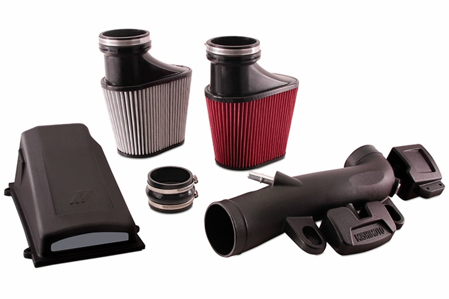 Mishimoto Performance Intake w/Dry Washable Filter - JL 3.6L