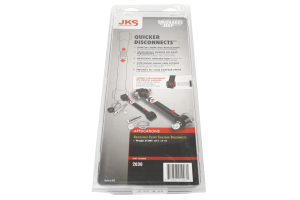 JKS Sway Bar Quicker Disconnect System - JK