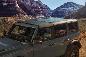 Bestop Sunrider for Hardtop - Black Diamond - Ford Bronco 4Dr