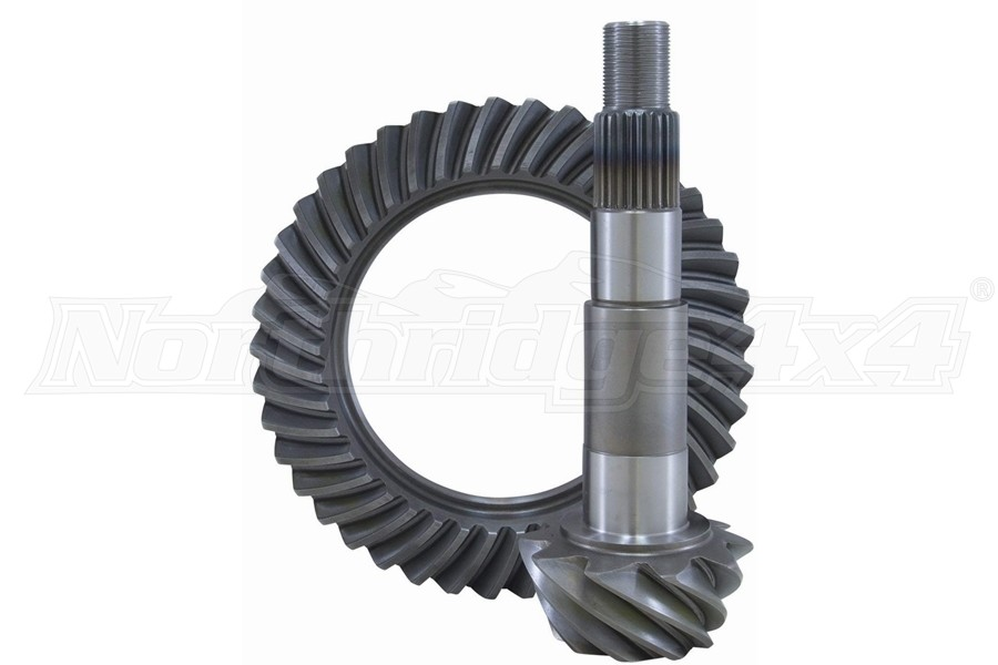 Yukon High Performance Ring and Pinion Gear Set Model 35, 3.73 Ratio