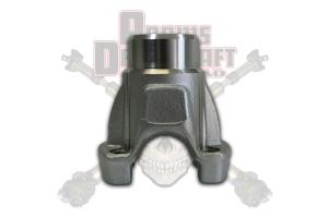Adams Driveshaft 1310 Series Front Forged Half Round CV Transfer Case Yoke - JK
