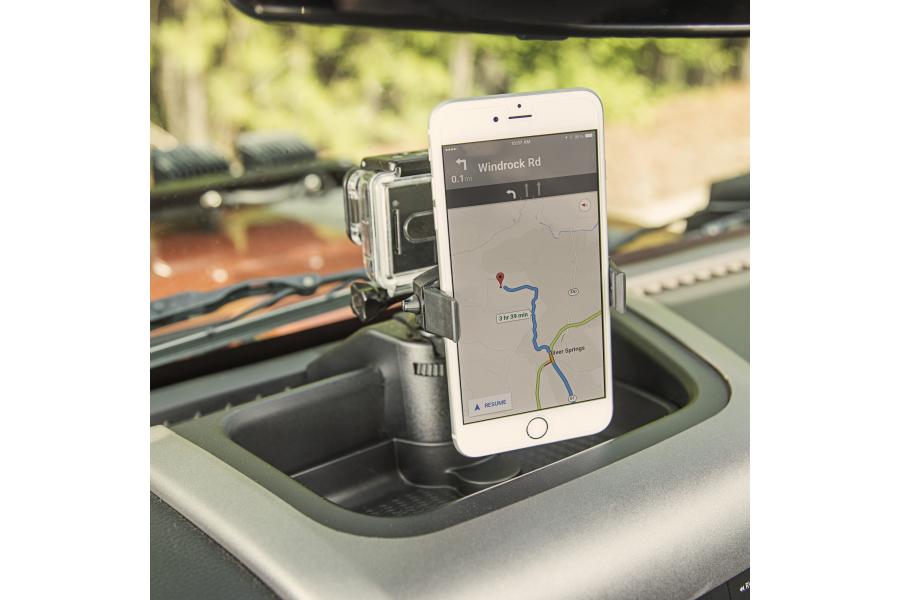 Rugged Ridge Dash Multi-Mount System - JK 2011+