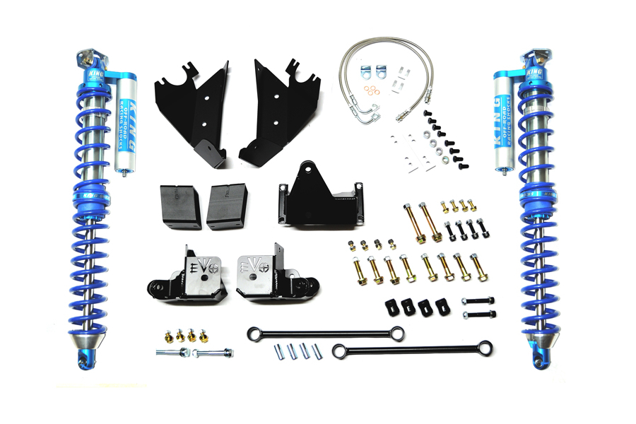 EVO Manufacturing Dana 60 LCG Bolt-On Coilover Kit w/EVO Spec Coilovers (Part Number:1109-60)
