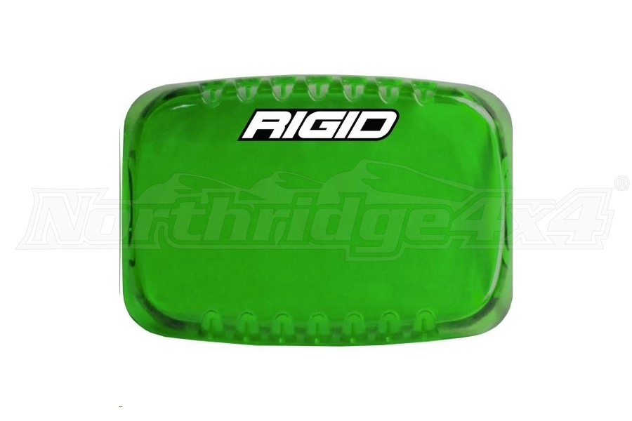 Rigid Industries SR-M Cover Green (Part Number:301973)