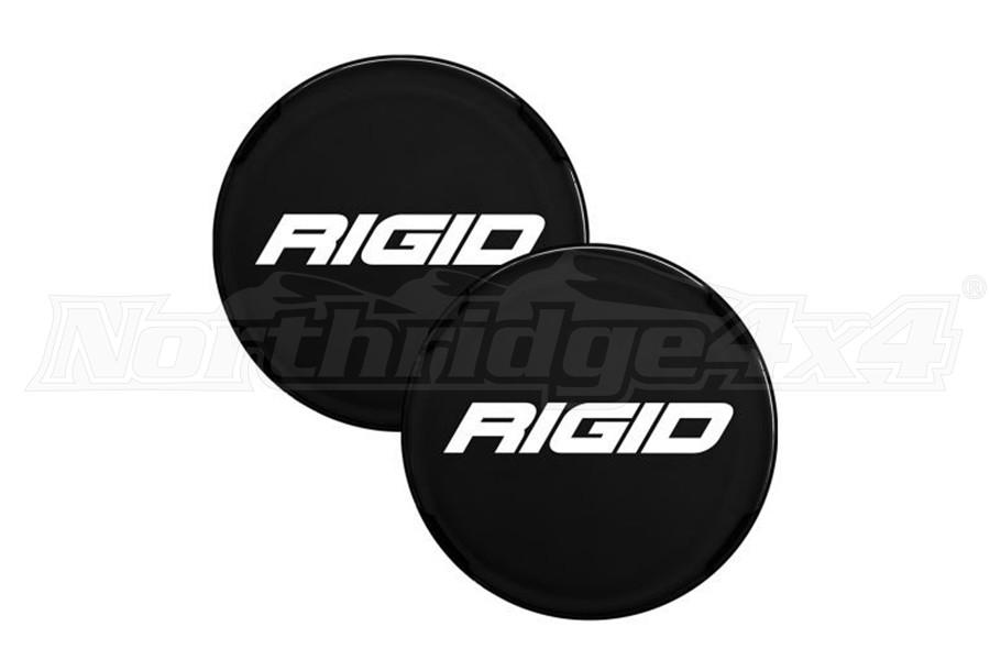 Rigid Industries 360-Series 4in LED Light Cover, Black - Pair