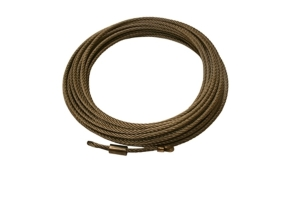 Bulldog Winch Replacement Wire Rope
