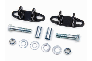 Zone Offroad Bar Pin Eliminator Kit - TJ