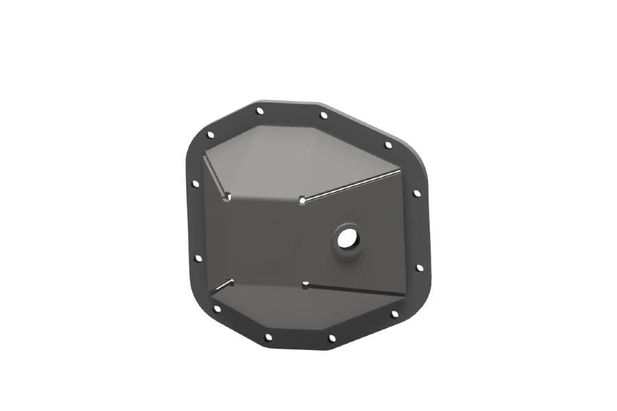 Motobilt DIY Rubicon Rear DIFF Cover M220  - JT/JL Rubicon Only