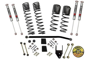 Skyjacker Suspension 3.5 In Lift Dual Rate-Long Travel Lift Kit System W/ M95 Shocks   - JL Rubicon