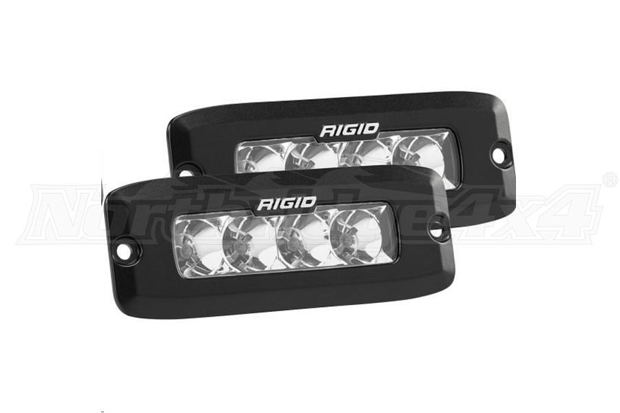 Rigid Industries SR-Q Series Pro Flood Flush Mount Pair
