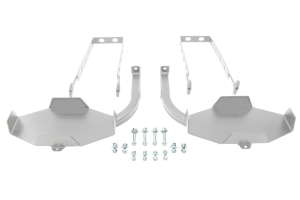 LOD Signature Series Gen 2 Jerry Can Mounts Pair Bare Steel (Part Number: )