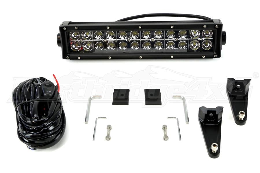 Engo LED Light Bar White 12in