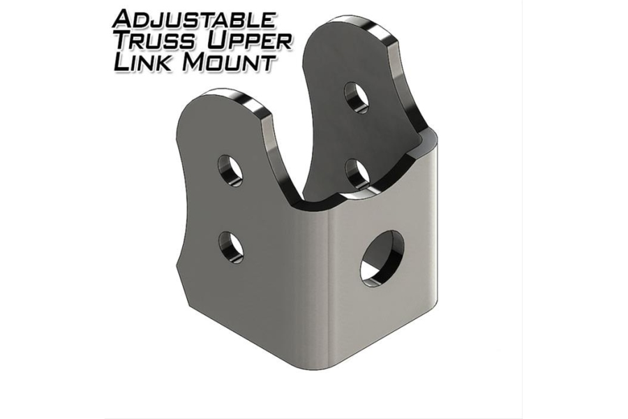 Artec Industries Adjustable Truss Upper Link Mount, 2.63in (Part Number:BR1067)