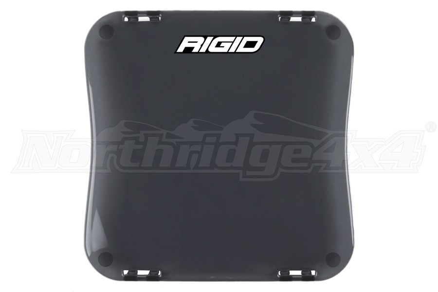 Rigid Industries D-XL Series Cover, Smoke (Part Number:321983)