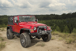 Rugged Ridge Hurricane Fender Flare Kit (Part Number: )