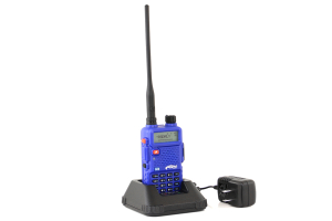 Rugged Radio RH5R 5-Watt Dual Band Handheld Radio (Part Number: )