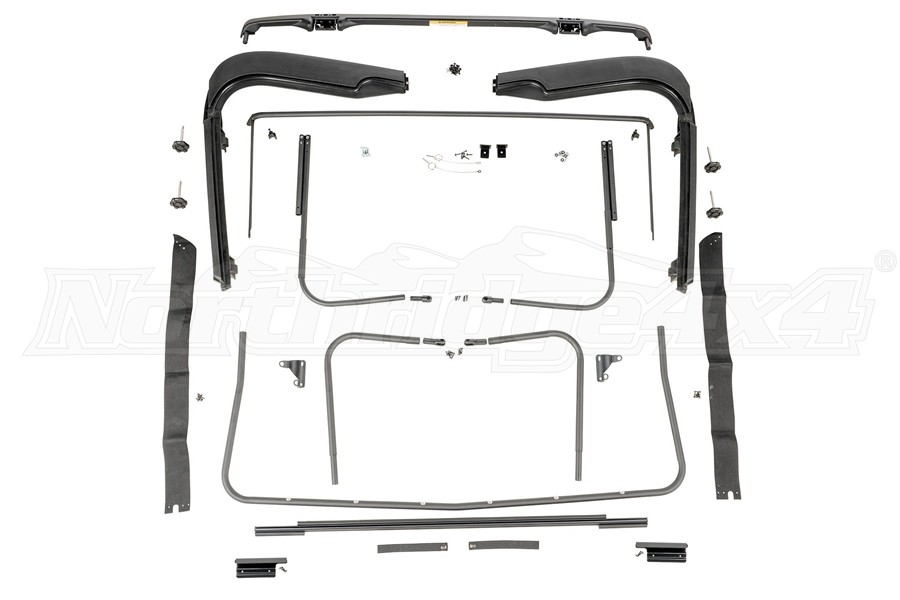 Rugged Ridge Factory Replacement Soft Top Hardware  - TJ