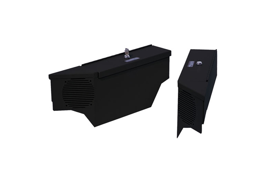Tuffy Security Speaker & Storage Lockbox Set (Part Number:047-01)