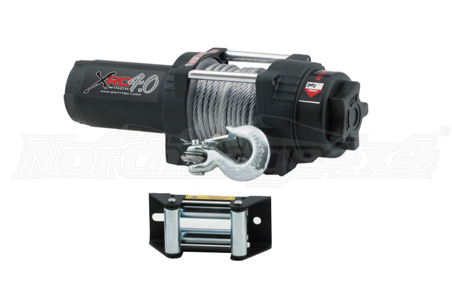 Smittybilt XRC 4.0 4000lb. Winch (Part Number:97204)
