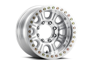 Raceline Wheels RT233 Monster Series Machined Beadlock  Wheel, 17x9.5 5x5 - JT/JL/JK