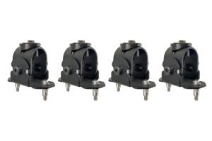 Go Rhino Universal Adjustable Multi-Axis Mounting Kit for SRM Racks