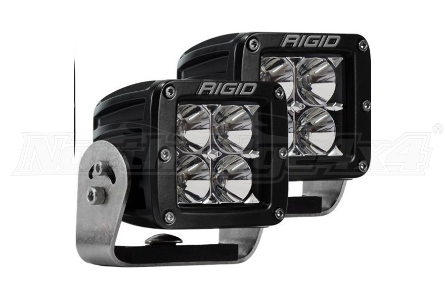 Rigid Industries D-Series Pro HD Flood Pair (Part Number:222113)