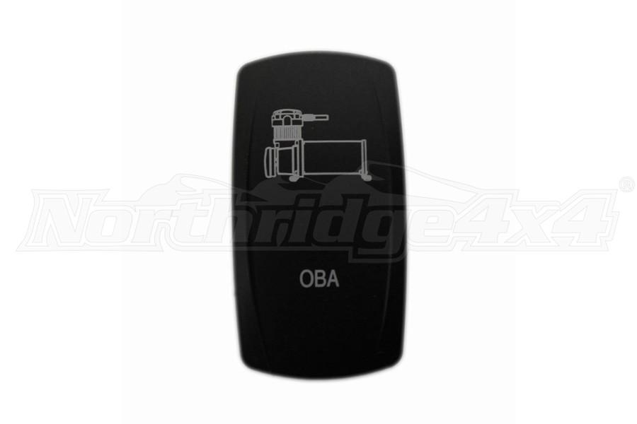 sPOD OBA (Viair) Rocker Switch Cover