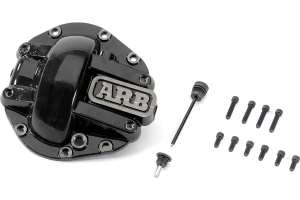 ARB Front M210 Diff Cover - Black - JT/JL Rubicon Only