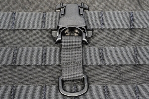 Bartact PALS/MOLLE Quick Release D-Ring Kit, Pair