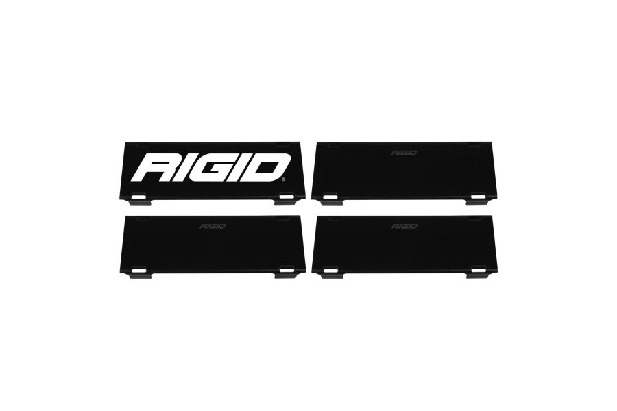 40in E-Series Light Cover - Black (4X10in)