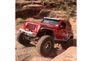 Crawler Conceptz Ultra Series Standard Width Aluminum Front Fenders Bare (Part Number: )