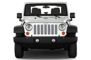 Under The Sun Inserts Bright Silver Metallic Grill Insert (Part Number: )