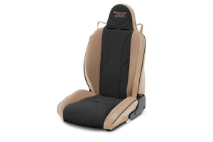 MasterCraft Baja RS Driver Side Desert Tan / Black Center / Brown Sides