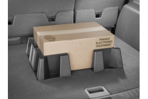 WeatherTech CargoTech Cargo Containment System Black (Part Number: )