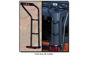 GOBI Drivers Side Ladder ( Part Number: GJKLAD-D)