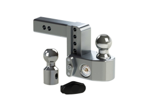 Weigh Safe 4in Drop Hitch w/ 2in Shaft (Part Number: )